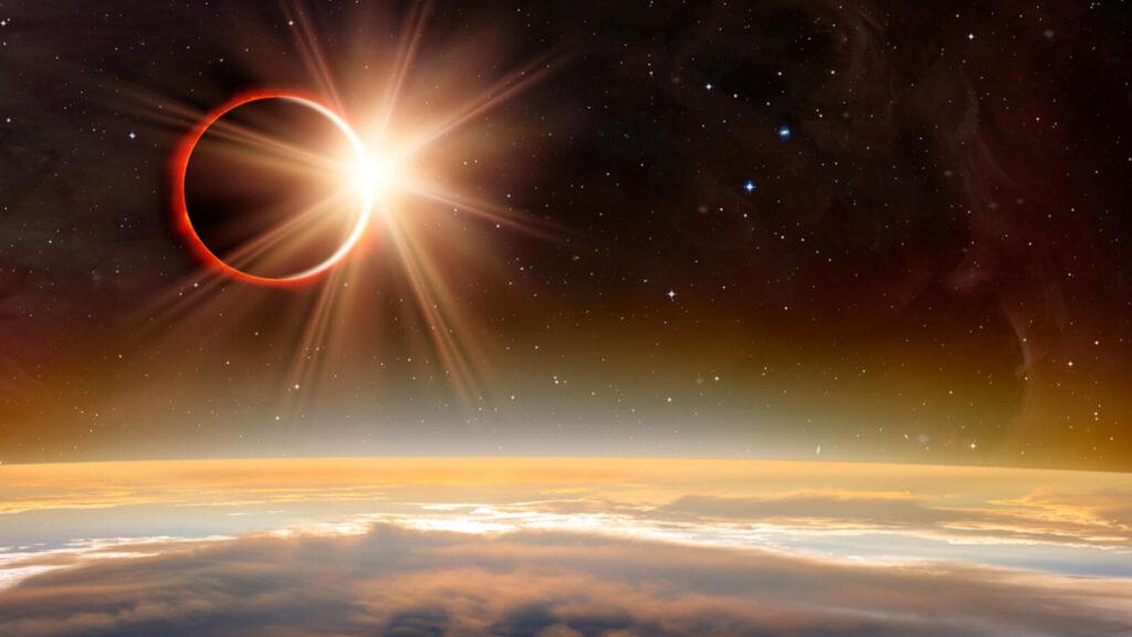 """Päikese- ja kuuvarjutus. Jõulu- ja aastavahetuse aja """"apokalüptilised"""" energiad. Prognoos"""