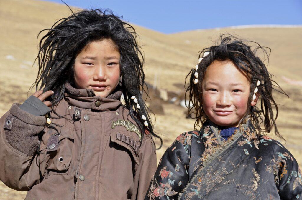 Laste kasvatamise põhimõtted Tiibetis
