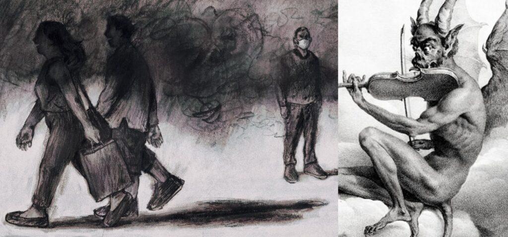 """Noor Saatan vanema käest: """"Kuidas te jõudsite nii palju hingi Põrgusse saata?"""""""