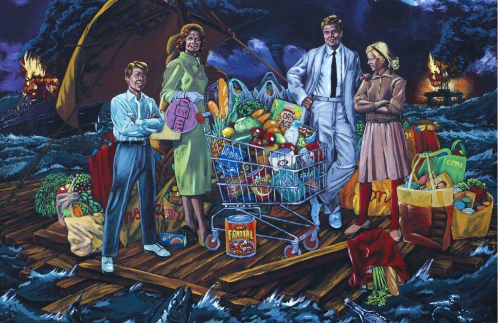 Tarbijaühiskond. Üks tõsiselt kaine nägemus olukorrast riigis